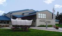 Oregon Trail Center in Montpelier Idaho