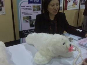 Robot Comfort Seal