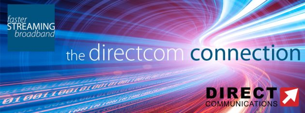 The Directcom Connection- Customer Newsletter