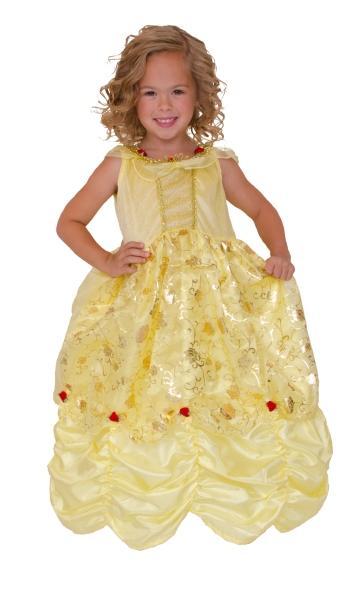 2013 yellow beauty dress up