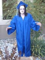 Brenda - Ghoul school Graduate