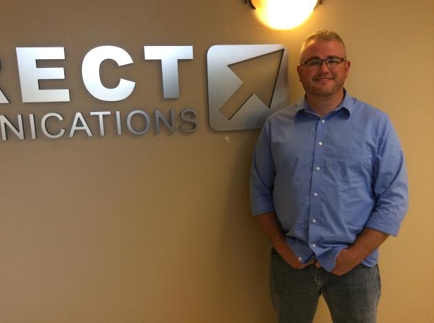 New Directcom Employee Landon Beatty