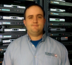 Brian Black, Senior Network Administrator for Direct Communications in Idaho