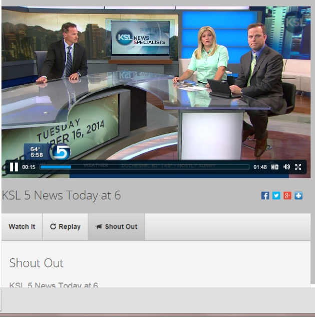 http://live.ksl.com/ online streaming interface
